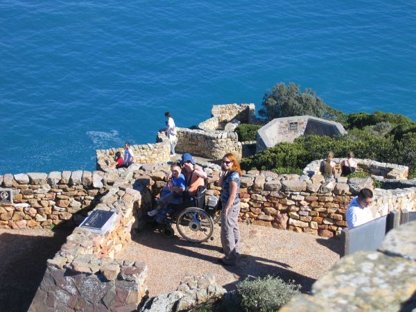 south africa accessible travel