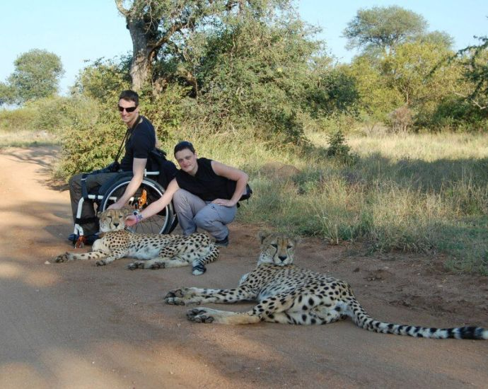 cheetah brothers south africa