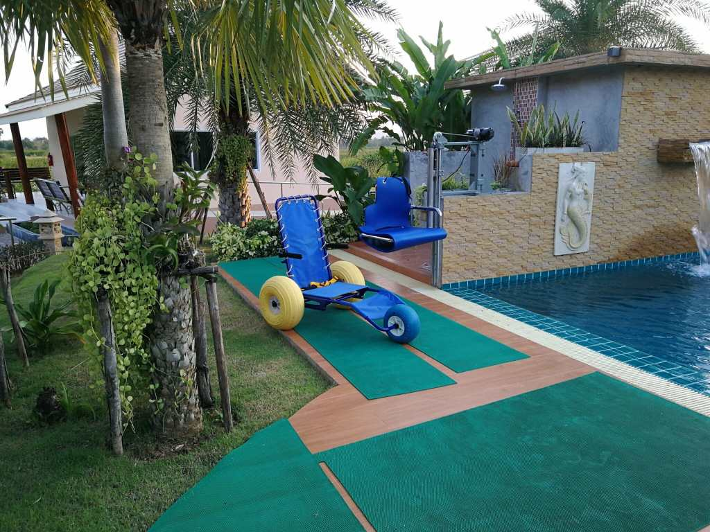 accessible resort Thailand