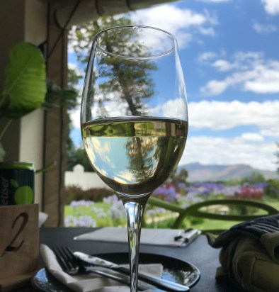 glass of wine blog south africa cape town