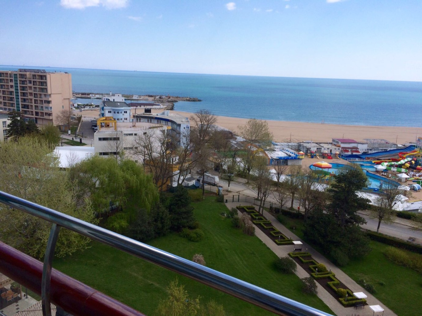 eforie resort romania