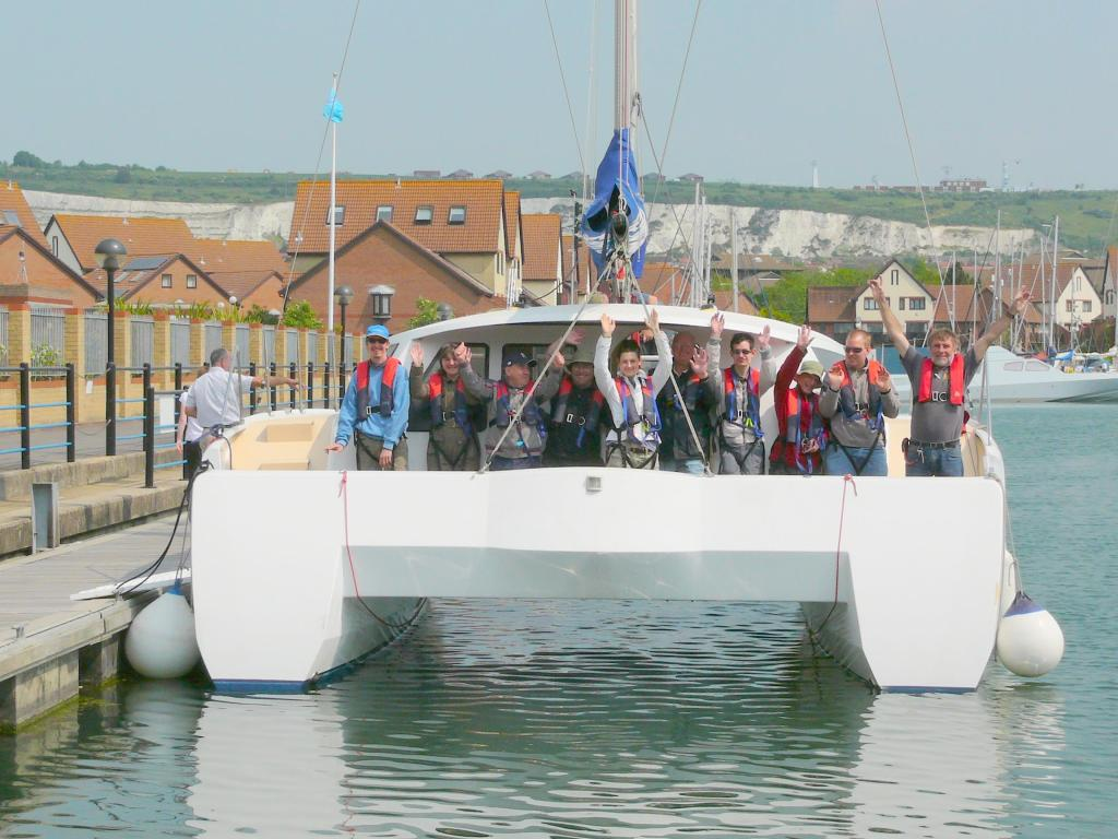 disabled sailing united kingdom