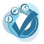Accessible News Service logo