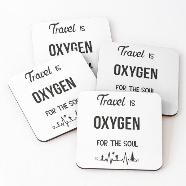 Travel is oxygen heartbeat design