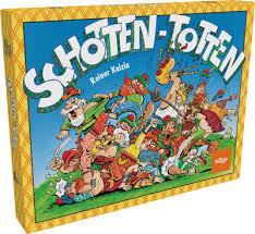 Jeux de société accessibles ; Schotten Totten
