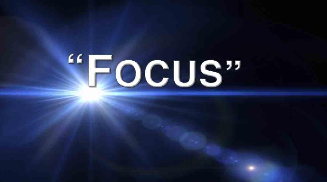 Focus – How the magic of focusing happens organically