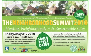 Neighborhood News At the Neighborhood Summit