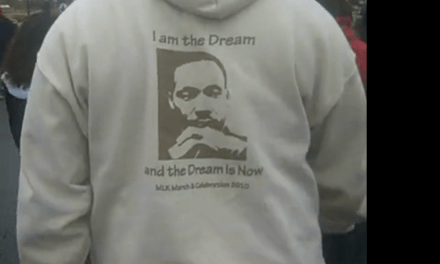 Martin Luther King, Jr. March – Flip Camera Video
