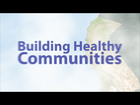 """Building Healthy Communities"""