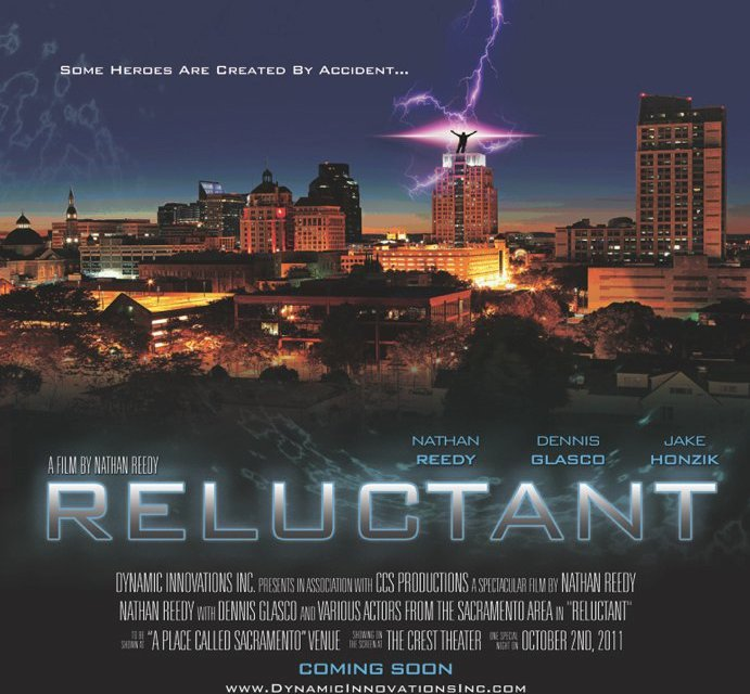 RELUCTANT by Nathan Reedy