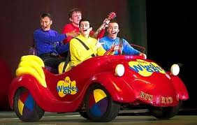 """Getting Strong- The Wiggles! Live in Concert"""