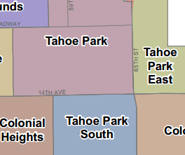 Tahoe Park Neighborhood a food desert