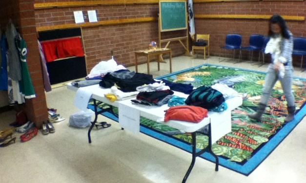Southgate Library Teen Craft Club Books and Clothes Swap
