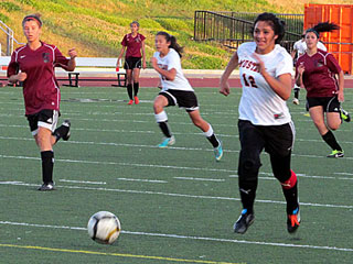 Foothill High's soccer captain scores goals on and off the field