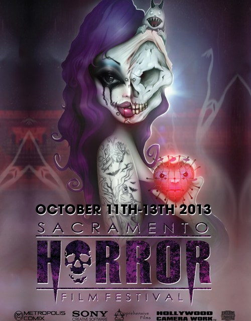 """The Sacramento Horror Film Festival 2013"""