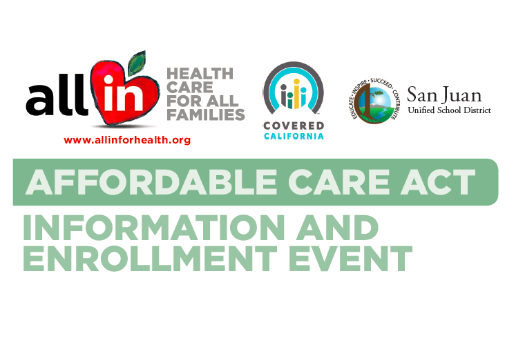 ACA Information and Enrollment Event this Saturday