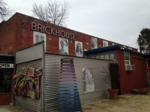 The Brickhouse Art Gallery emphasizes the beauty of multicultural and community art