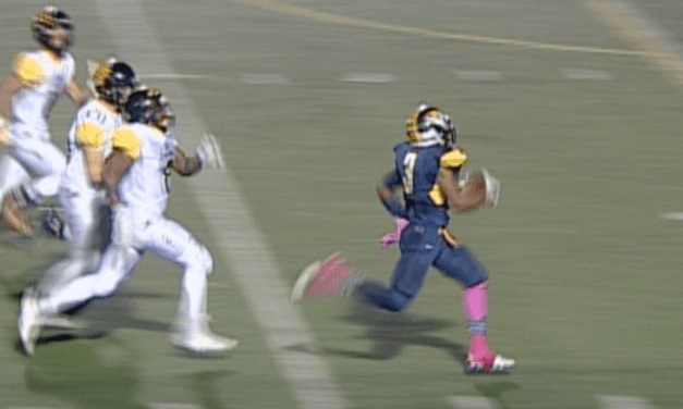 VIDEO: Inderkum Earns Tri-Valley Conference Title in Game of the Week