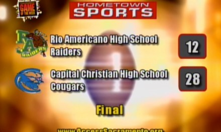 VIDEO: Capital Christian triumphs in Game of the Week Opener