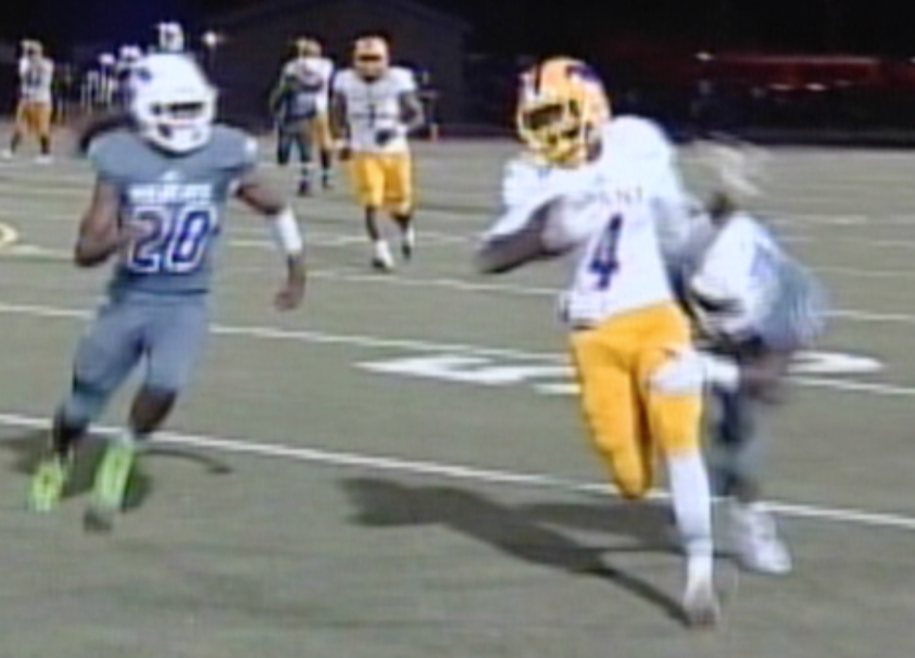 VIDEO: Grant Remains Undefeated, Tops Franklin 27-0 in League Opener