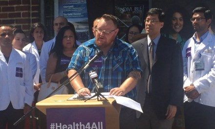 VIDEO: Health Equity Press Conference For UCD Dropping Medi-Cal Patients