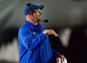 Folsom Coach Kris Richardson (Courtesy SacBee.com)