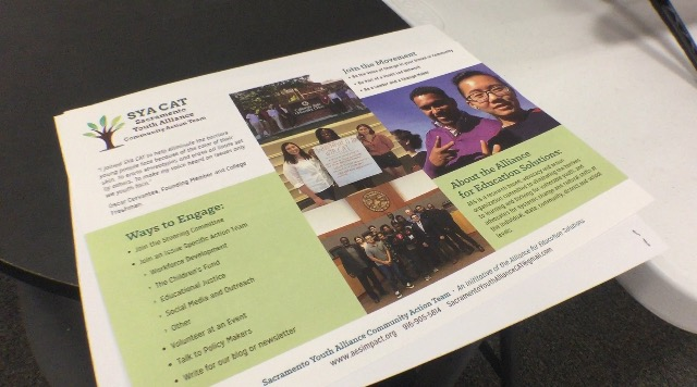 VIDEO: Sacramento Youth Alliance Working To Shape Youth Programs
