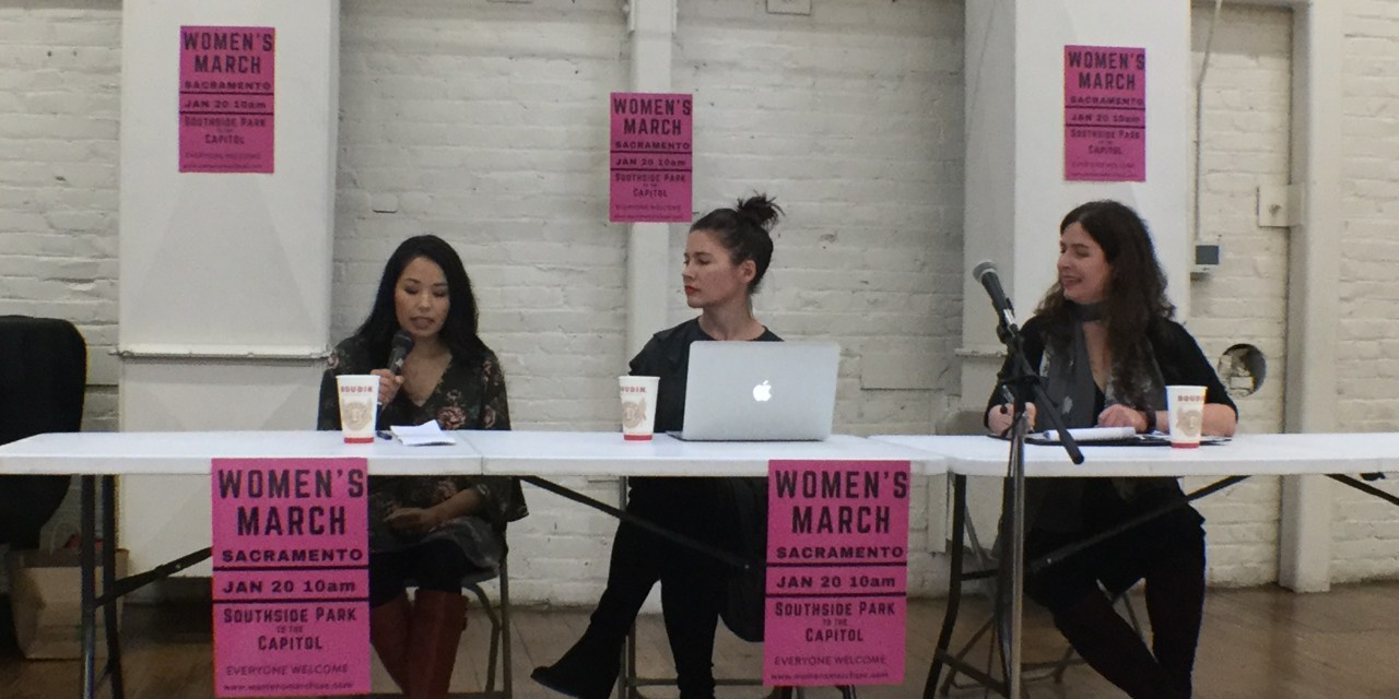 VIDEO: Women's March listening session evokes passionate criticism from some community members