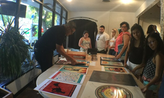 Sol Collective Hosts Pop Up Art Show With Ernesto Yerena