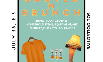 Swap Your Junk at The Barter 'N Brunch