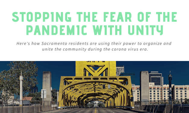 stopping the fear of the pandemic with unity