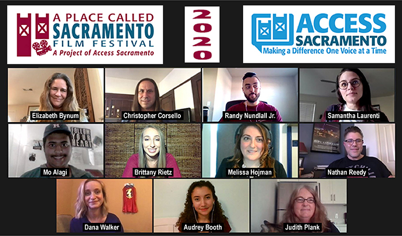 """Ten Winners Named in 21st Annual """"A Place Called Sacramento"""" Film Festival Script Competition"""
