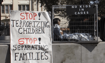 VIDEO: No More Kids In Cages