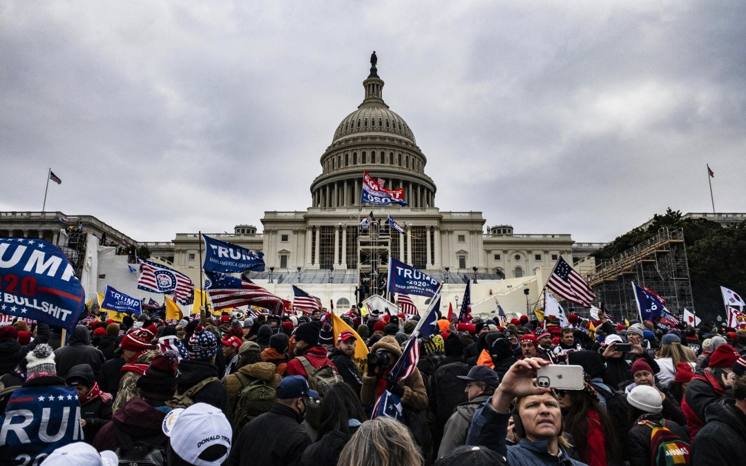 How Do Our Teachers Perceive the Breach of Capitol Hill?