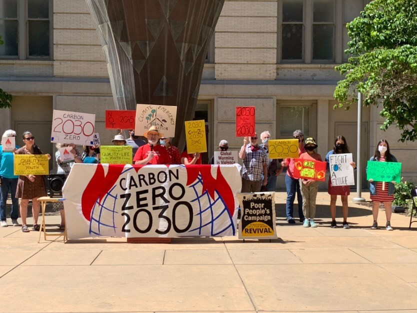 The City of Sacramento and Carbon Neutrality