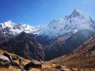Machhapuchhre , Annapurna Region