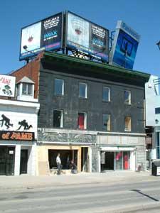 Classic Iron Motorcycle Museum in Niagara Falls