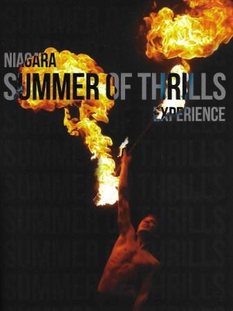 Summer of Thrills (front)