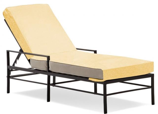 Chaise Lounge Cushion Cover