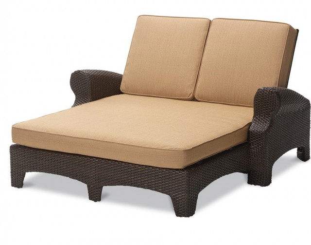 Double Chaise Lounge Outdoor Furniture