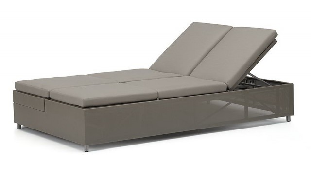 Double Chaise Lounge Sofa