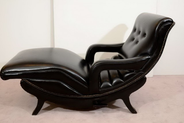 Reclining Chaise Lounger