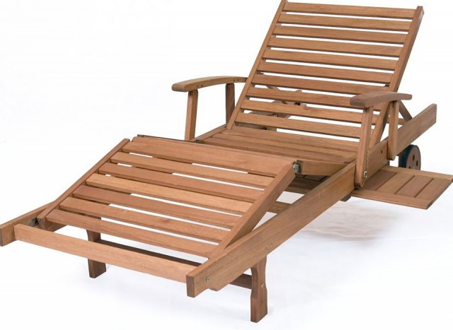 Double Chaise Lounge Chair Plans
