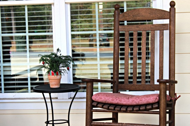 Front Porch Rocking Chairs Home Depot