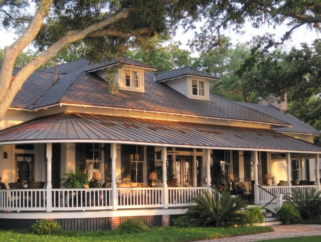Simple House Plans With Wrap Around Porches
