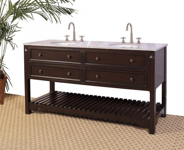 42 Inch Double Sink Vanity
