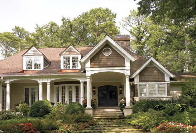 Adding A Front Porch To A Ranch Style House
