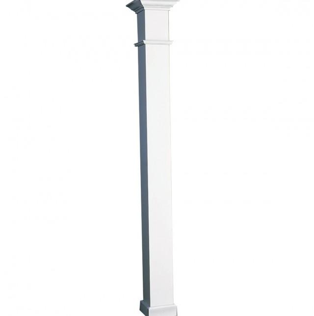Aluminum Porch Columns Home Depot