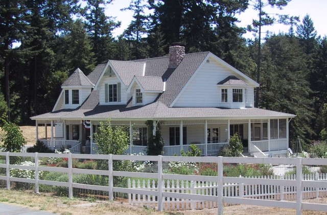 Ranch Style Home Plans With Wrap Around Porch