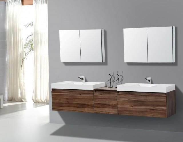 Small Double Sink Vanity